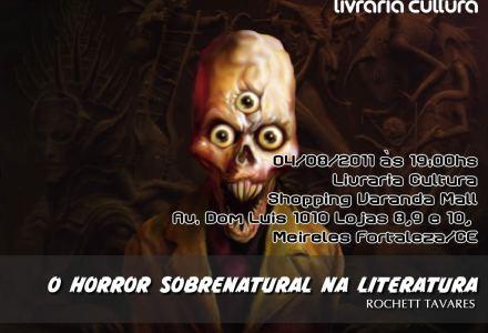 O Horror Sobrenatural na Literatura